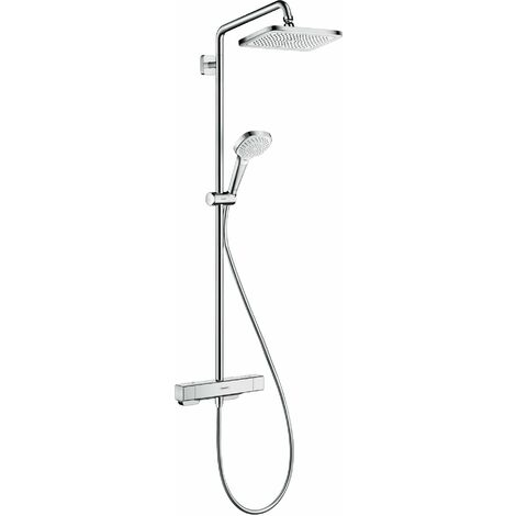 hansgrohe Croma E Showerpipe 280 1jet avec thermostat - 27630000