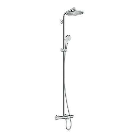 Hansgrohe Crometta S Colonne de douche 240 1jet avec mitigeur baignoire 27320000