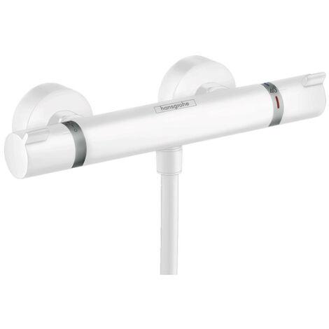 HANSGROHE Ecostat Comfort Mitigeur Thermostatique douche, finition noit mat