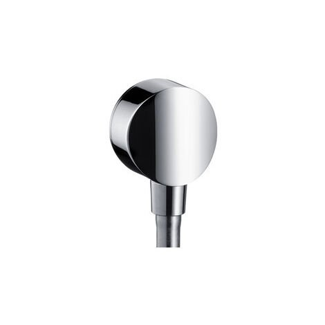 Hansgrohe Fixfit S Coude pour raccordement mural, chrome (26453000)