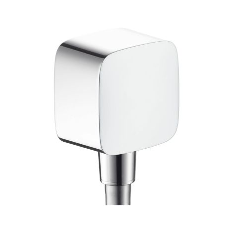 Hansgrohe FixFit Wall outlet with non-return valve (26457000)