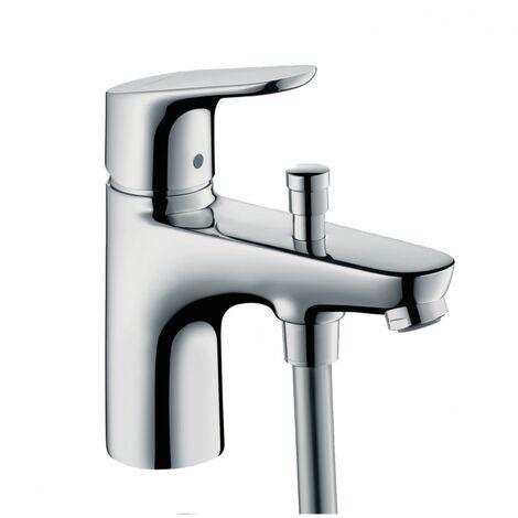 HANSGROHE Focus Mitigeur bain/douche monotrou chromé cartouche 2 vitesses