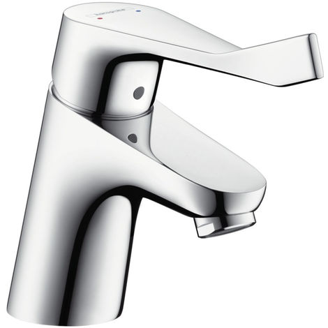Hansgrohe Focus Single lever basin mixer 70 with extra long handle without waste set (31914000)