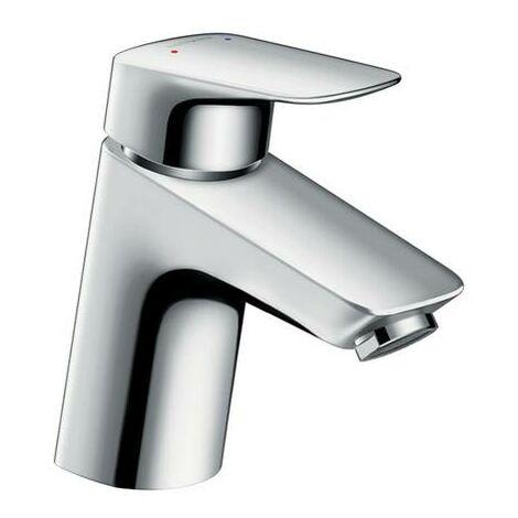 Hansgrohe Logis 70 Mitigeur lavabo avec Push open