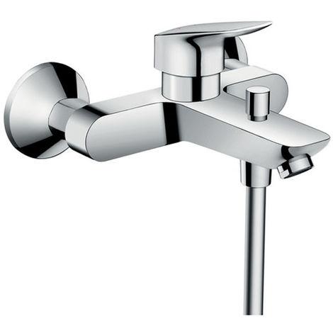 """main image of """"HANSGROHE Logis Mitigeur bain/douche avec cartouche 2 vitesses chromé"""""""