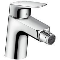 Hansgrohe Logis Single lever bidet mixer 70 with pop-up waste set (71204000)