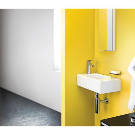 Hansgrohe Metris 100 31088000 Mitigeur de lavabo avec garniture de vidage Chromé (31088000)