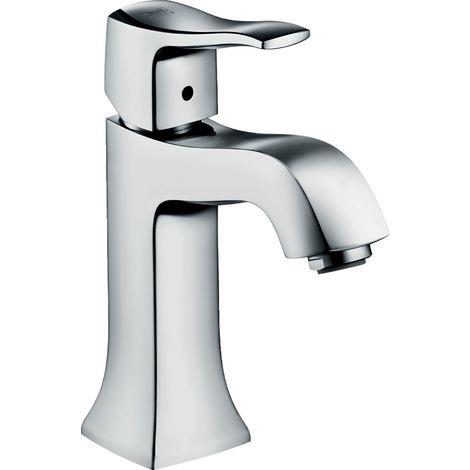 Hansgrohe Metris Classic Mezclador monomando de lavabo DN15 sin cromado residual - 31077000