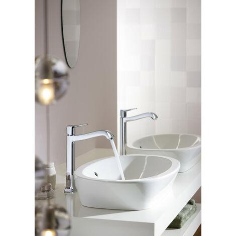 Hansgrohe Metris Classic Mitigeur monocommande de lavabo DN15 pour vasques chromé - 31078000