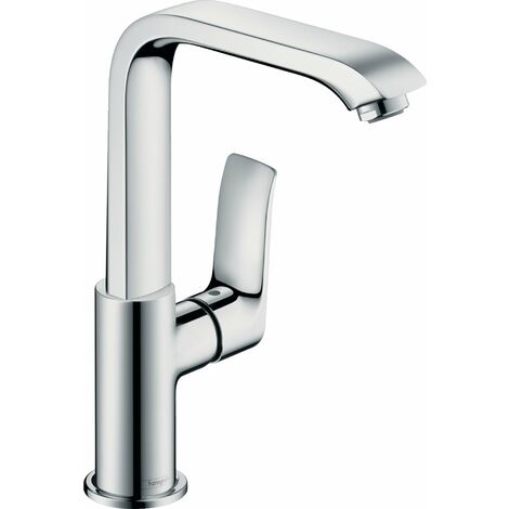 Hansgrohe Metris mitigeur monocommande de lavabo 230 avec vidage automatique 31087000 - 31087000