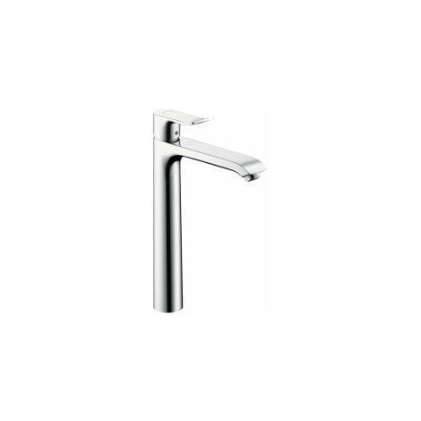 Hansgrohe Metris mitigeur monocommande de lavabo 260 sans vidage pour lavabo 31184000 - 31184000