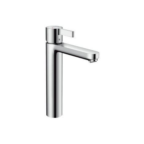 Hansgrohe Metris S Mitigeur lavabo sans tirette ni vidage (31026000)