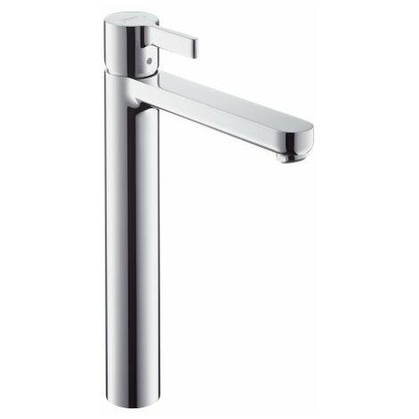 """main image of """"Hansgrohe Metris S Mitigeur monocommande de lavabo, sans vidage, saillie de 189 mm, pour lavabo - 31023000"""""""