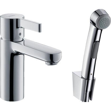 Hansgrohe Metris S set bidet / lavabo (31160000) chrome