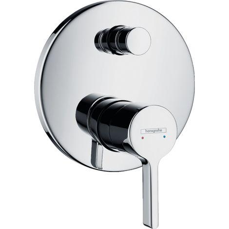 Hansgrohe Metris S Single lever bath mixer flush-mounted - 31465000
