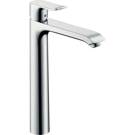 Hansgrohe Metris single-lever basin mixer 260 without pop-up waste for washbowls 31184000 - 31184000