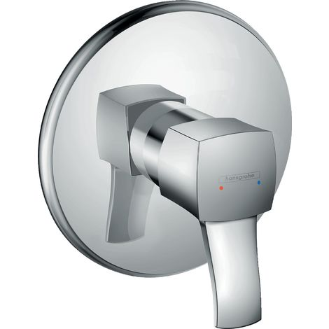 Hansgrohe Metropol Classic Mezclador monomando de ducha empotrado, mango de palanca, 1 consumidor - 31365000