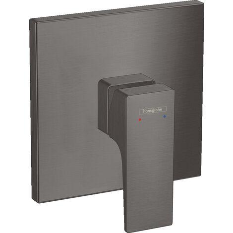 hansgrohe Metropol Mitigeur de douche à levier unique encastré, poignée, Coloris: Noir Mat - 32565670