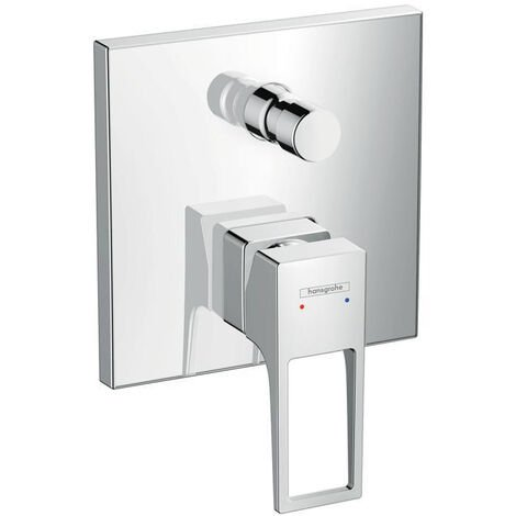 Hansgrohe Metropol Single lever bath mixer for concealed installation, Chrome (74546000)
