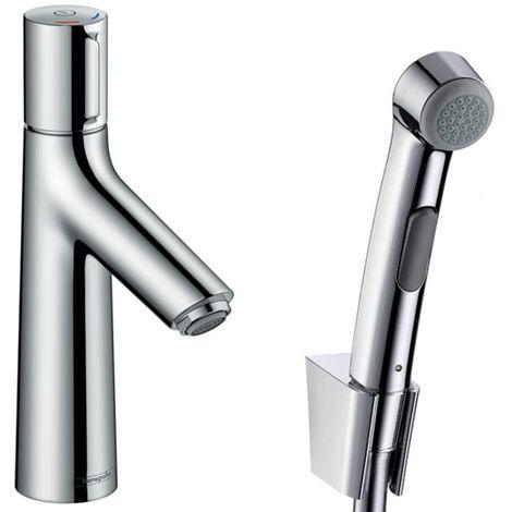 HANSGROHE - Mezclador de lavabo con teleducha de bidé - 72291000