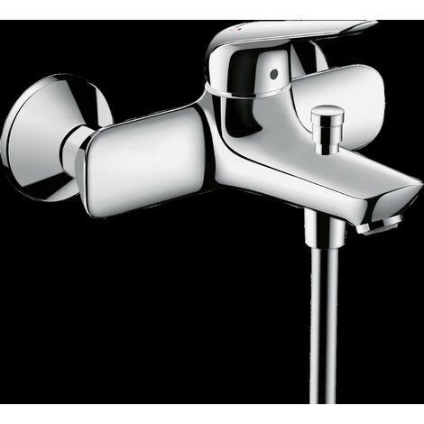Hansgrohe - Mitigeur bain/douche Novus C2 avec cartouche à 2 vitesses finition chromé