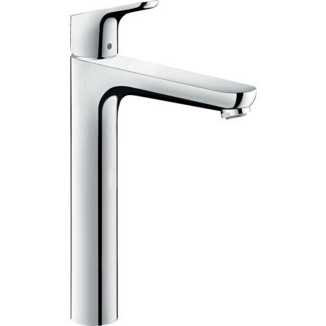 Hansgrohe - Mitigeur de lavabo 230 chromé sans tirette ni vidage - TNT