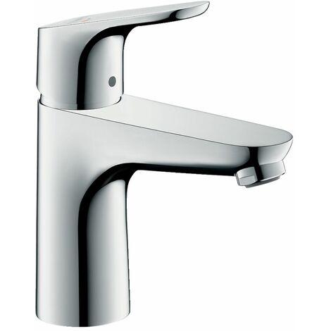 Hansgrohe Mitigeur lavabo Focus 100 Eco CH3 chrome