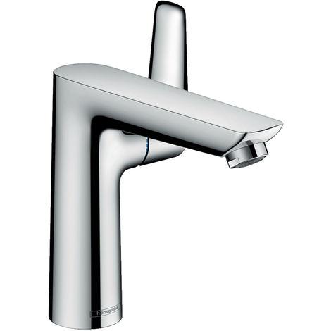 Hansgrohe Mitigeur lavabo Talis E 150 sans tirette ni vidage chrome