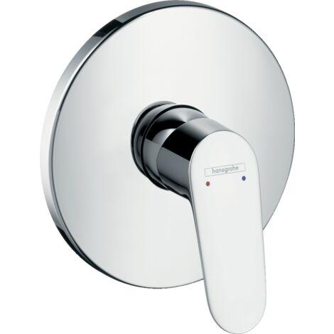 Hansgrohe Mitigeur monocommande de douche encastré Focus 31965000 | Chromè