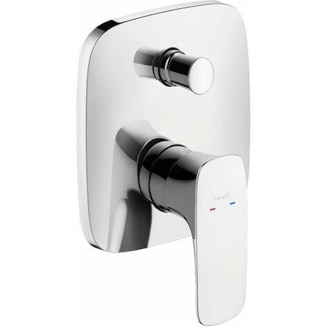 Hansgrohe PURAVIDA Set de finition pour mitigeur bain/douche encastré (15445000)