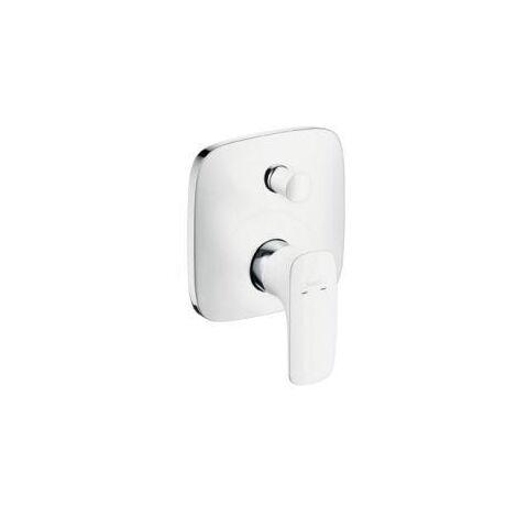 Hansgrohe PuraVida Single lever manual bath mixer for concealed installation (15445000)