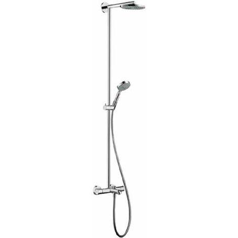 Hansgrohe Raindance Showerpipe 180 Wanne EcoSmart mit Brausenarm 350mm, DN15