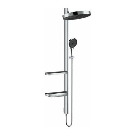 hansgrohe Rainfinity Showerpipe 360 1jet empotrado, color: cromado - 26842000