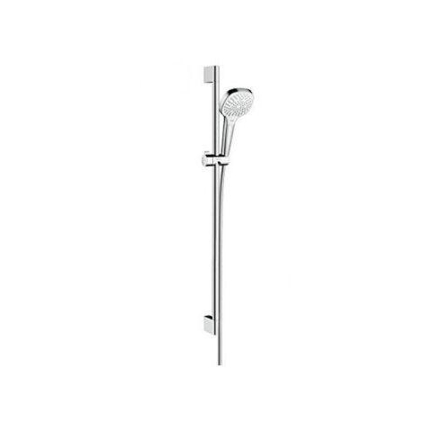 Hansgrohe Set Croma Select E 110 Multi EcoSmart / Unica'Croma 0,90 m, blanc/chromé (26591400)