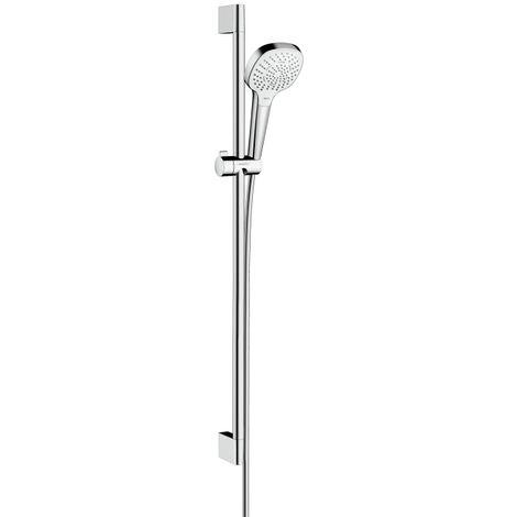 Hansgrohe Set Croma Select E 110 Multi / Unica'Croma 0,90 m, blanc/chromé (26590400)