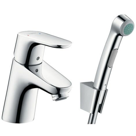 Hansgrohe Set Hansgrohe FOCUS mitigeur + douchette intime (31926000)