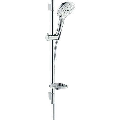 Hansgrohe Set Raindance Select E 120 / Unica'S Puro 0,65 m (26620400)