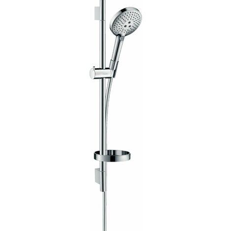 Hansgrohe Set Raindance Select S 120 EcoSmart / Unica'S Puro 0,65 m (26632000)