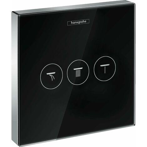 Hansgrohe Shower Tablet Showerselect Glas Ventil Unterputz 3