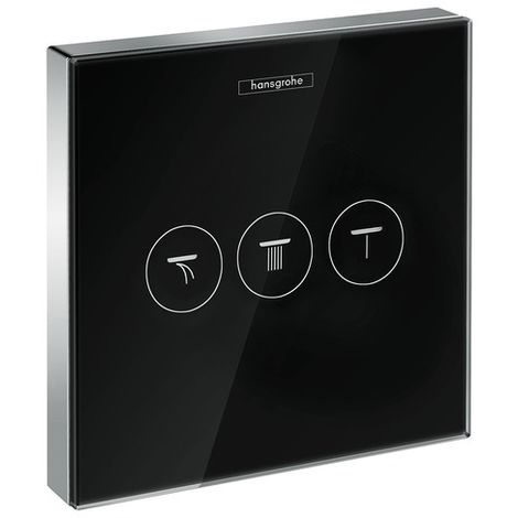 Hansgrohe ShowerSelect concealed valve for 3 outlets (15736600)