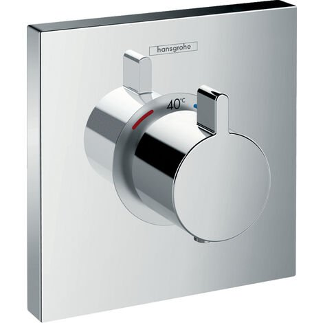 Hansgrohe ShowerSelect Thermostat highflow for concealed installation (15760000)