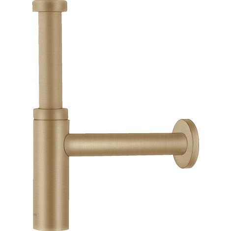 Hansgrohe Siphon design Flowstar S bronze brossé (52105140)