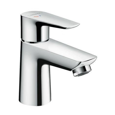 Hansgrohe Talis E 80 Mitigeur de lavabo CoolStart sans tirette ni vidage (71704000)