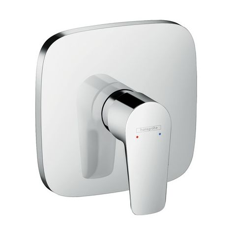 Hansgrohe Talis E Single lever shower mixer highflow for concealed installation (71768000)