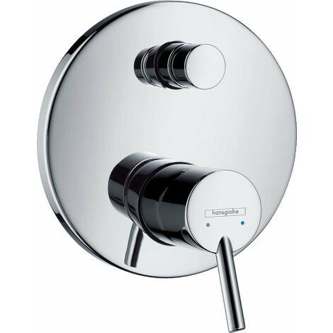 Hansgrohe Talis Mezclador monomando para bañera empotrado, combinación de fusibles integrados - 32477000