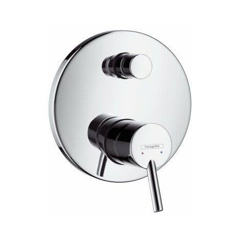 Hansgrohe Talis Mitigeur monocommande de baignoire encastré, combinaison de fusibles intégrée - 32477000