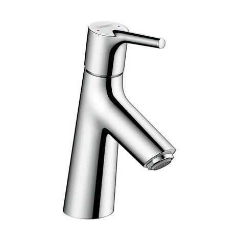 Hansgrohe Talis S 80 Mitigeur de lavabo sans tirette ni vidage (72012000)