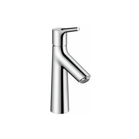Hansgrohe Talis S mitigeur monocommande de lavabo 100, vidage automatique, saillie 93 mm - 72020000