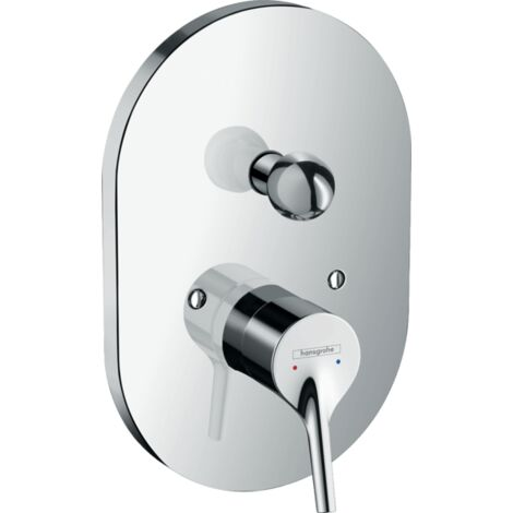 Hansgrohe Talis S Single Lever Bath Mixer for Concealed Installation