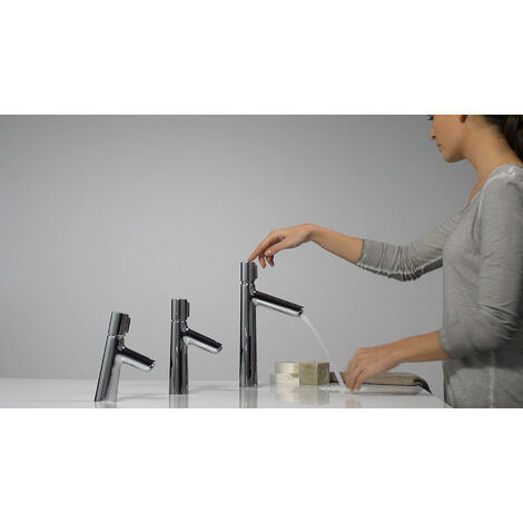 Hansgrohe Talis Select S 80 Mitigeur de lavabo sans tirette ni vidage (72041000)